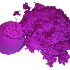 Piasek kinetyczny Colorsand jagodowy