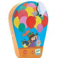 Puzzle Lot balonem