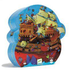 Puzzle Statek piracki