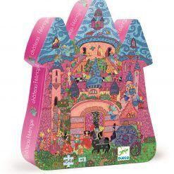 Puzzle Zamek księżniczki