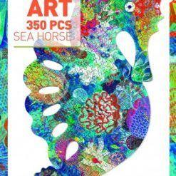 Puzzle artystyczne Konik morski