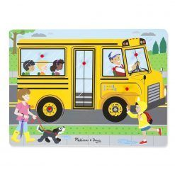 Puzzle Autobus Szkolny