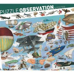 Puzzle obserwacja Aeroklub