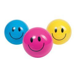 Uśmiechnięte piłki