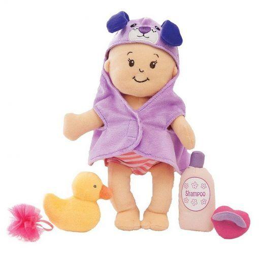 Lalka Stella w kąpieli
