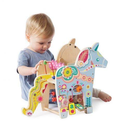 Zabawka edukacyjna Jednorożec
