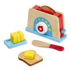 Zestaw śniadaniowy z tosterem