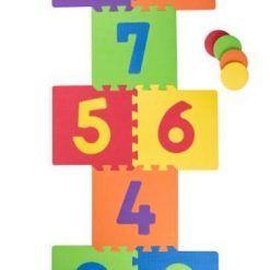 Piankowe puzzle do gry w klasy