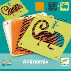 Gra Eduludo Animomix