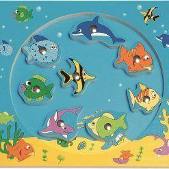Gra magnetyczna morskie wędkowanie
