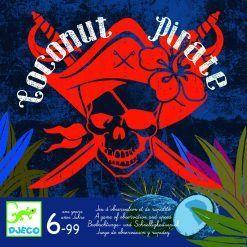 Gra Kokosowy pirat