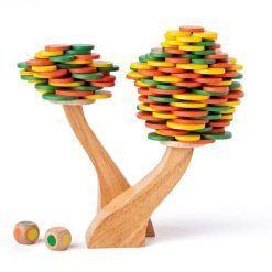 Gra zręcznościowa Jesienne Drzewo