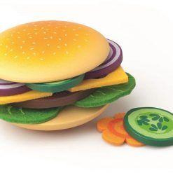 Hamburger – zrób własną kanapkę