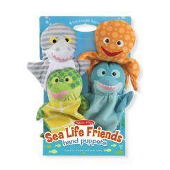 Pacynki Morscy Przyjaciele