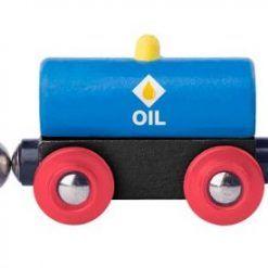 Pociąg z materiałami niebezpiecznymi