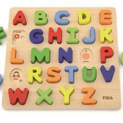 Układanka 3D Alfabet