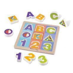 Układanka ABC Pierwsze Puzzle