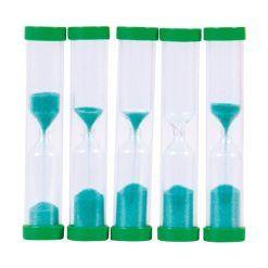 Zegar piaskowy zielony 30 sekund