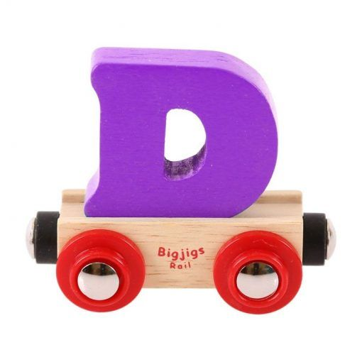 Wagonik literka D