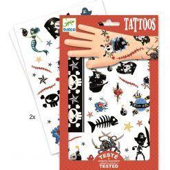 Tatuaże Piraci