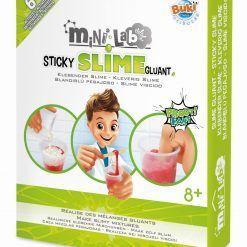 Mini lab Produkcja Slime Glutów