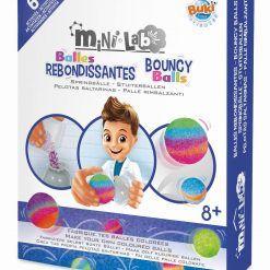 Mini lab Podskakujące piłki