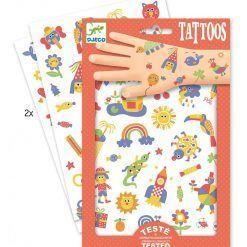 Tatuaże Słodziaki