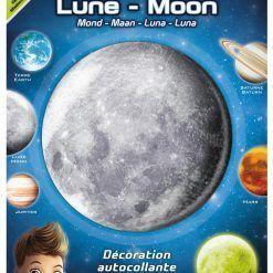 Planeta świecąca Księżyc