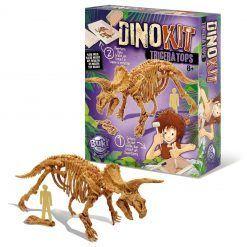 Mały archeolog - Triceratops