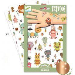 Tatuaże Potworki