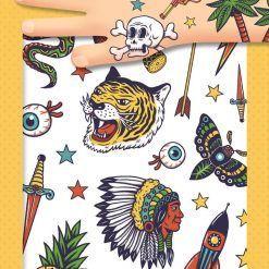 Tatuaże Bang-Bang