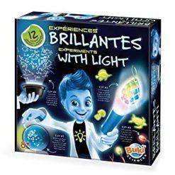 12 eksperymentów ze światłem
