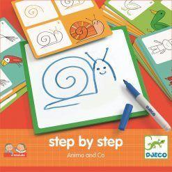 Eduludo Krok po kroku Zwierzątka