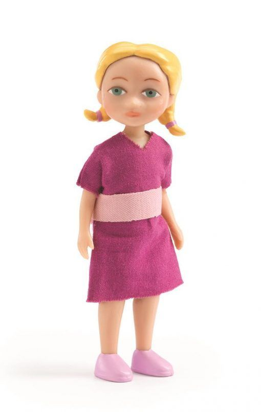 Figurka do domku dla lalek Alice