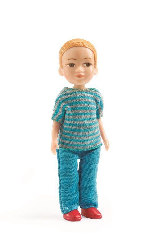 Figurka do domku dla lalek Viktor