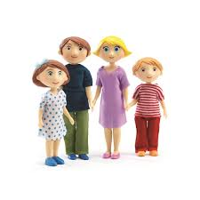 Figurki Rodzina Gasparda & Romy