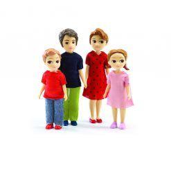 Figurki Rodzina Tomasa & Marion