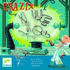 Gra Crazix – rozłącz elementy