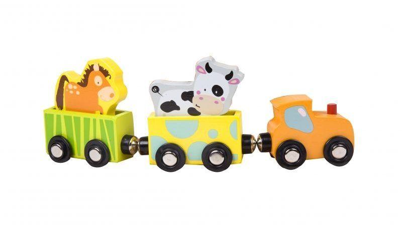Kolejka dla Dzieci Farma