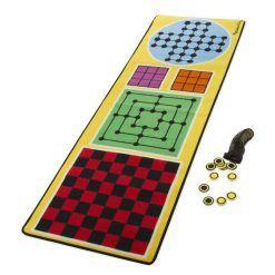 Mata podłogowa zestaw 4 gier