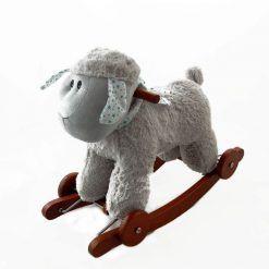 Owieczka Ania na biegunach