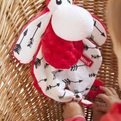 Przytulanka Sheepi czerwona