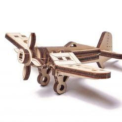 Puzzle Samolot Korsarz