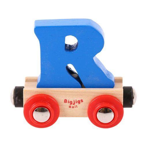 Wagonik literka R