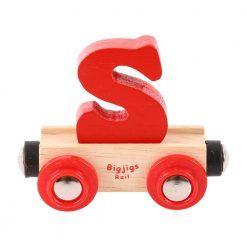 Wagonik literka S