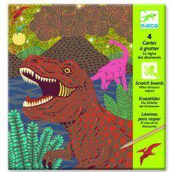 Wydrapywanka Dinozaury
