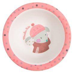 Różowa miseczka 14 cm
