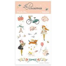 Tatuaże Les Parisiennes