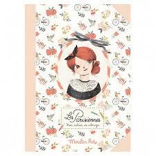 Kolorowanka Les Parisiennes
