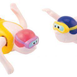 Zabawka pływak chłopczyk